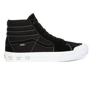 Vans Sk8-Hi Pro BMX Demolition Sneakers